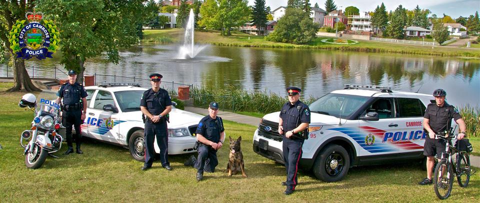 Camrose-Police